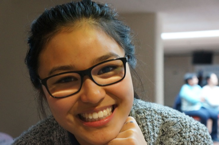 Theresa Hoang (Chair of E-CSLIT), you rock!