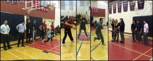 Teachers VS. Students DODGEBALL!