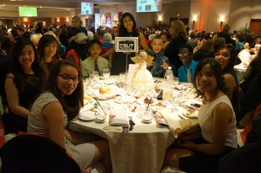 E-CSLIT takes over the AFL Gala :) :) :)