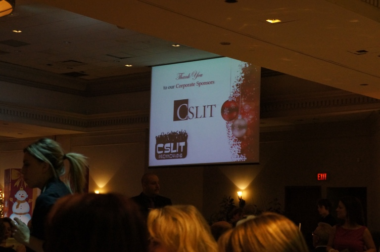 Thank you CSLIT and E-CSLIT for sponsoring the AFL Gala