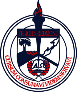 Logo- Father John Redmond
