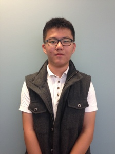 "Jeffery Wang  sesejeff@gmail.com  Favourite Food:  Pizza Favourite Quote: ""He who says he can and he who says he can't are both usually right."""
