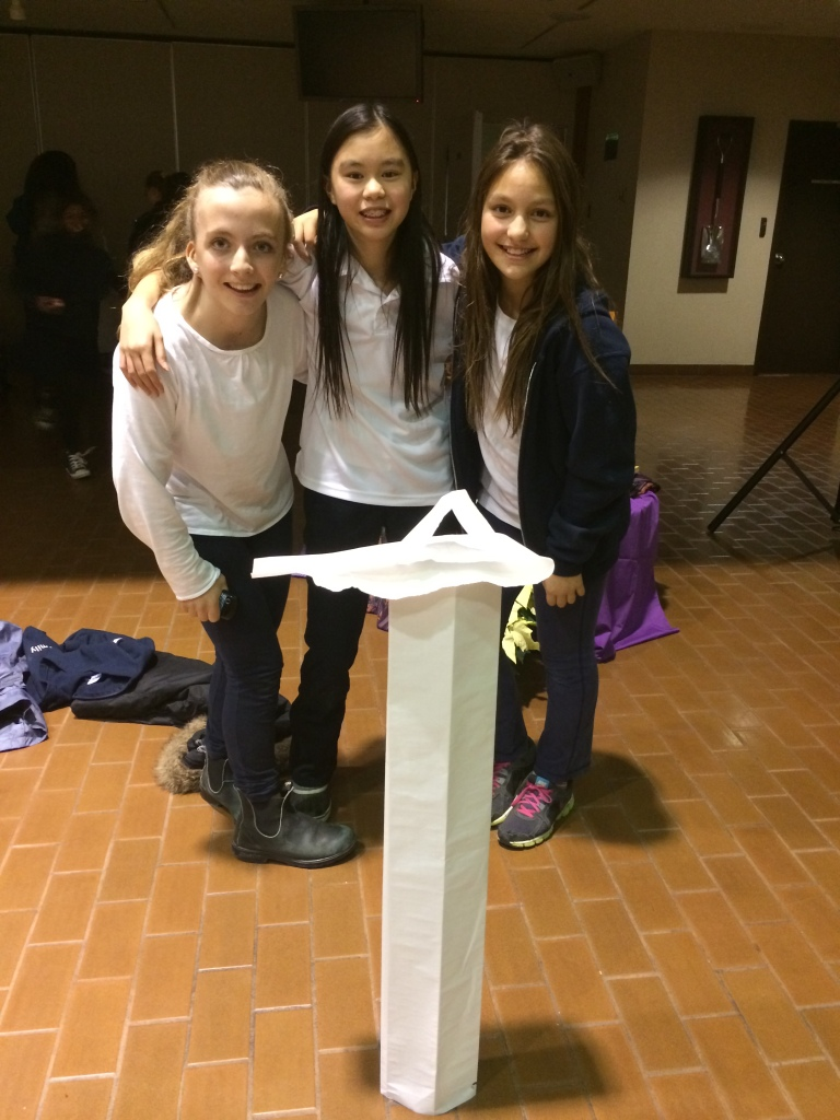 Check our winners for this challenge! Blessed Sacrament. Good job ladies :)