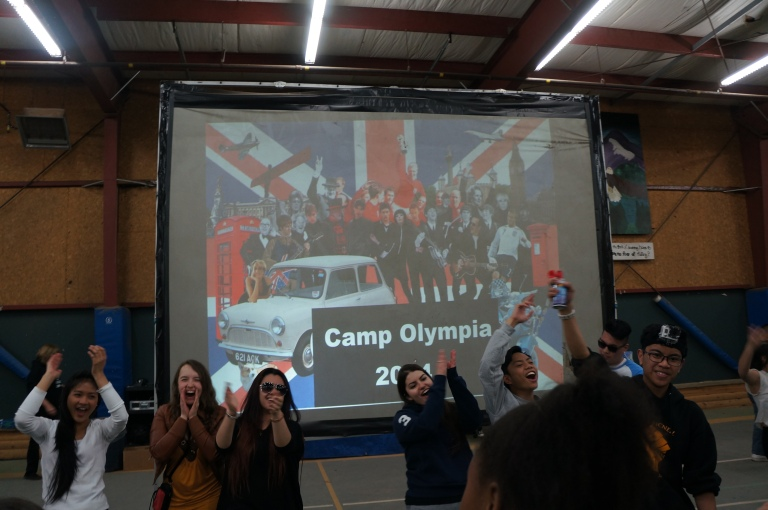 We were all amazed as to how well all the schools stuck to the theme! LET'S GO ENGLAND, LET'S GO!