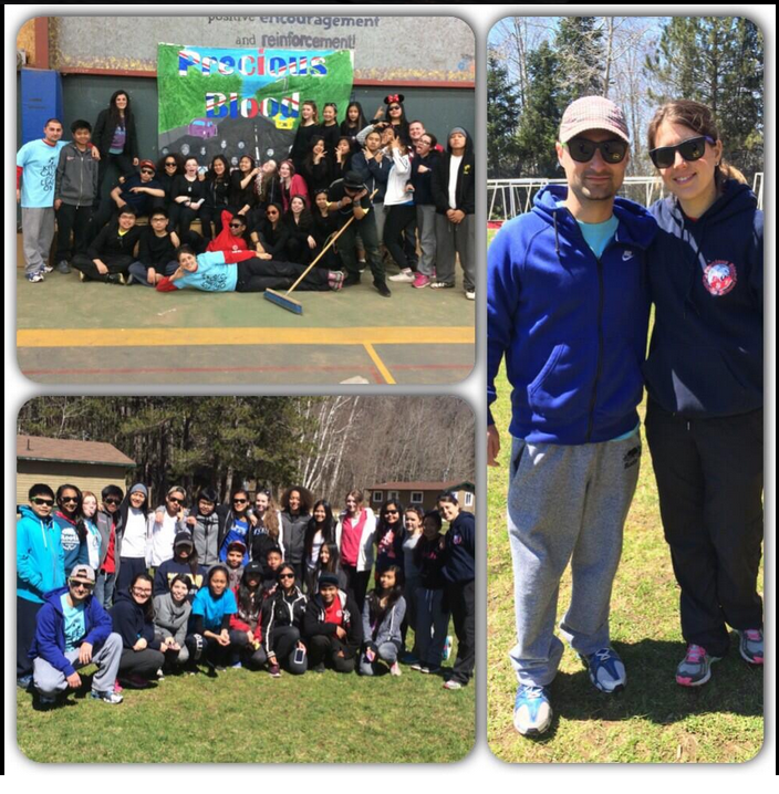 Congratulations @preciousbloodtc Ele. Camp #2 was awesome. TY for leading 247 students to new heights