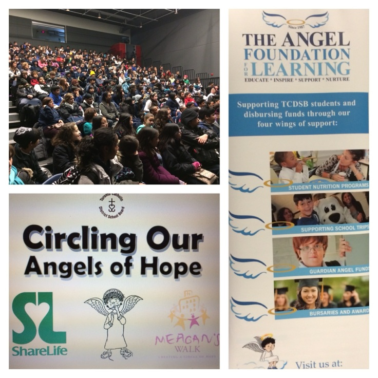 Angels of Hope at Senator O'Connor!
