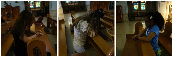 C8 B - Praying in the Church