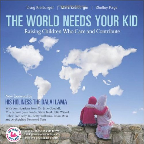 Book - The world needs your kid